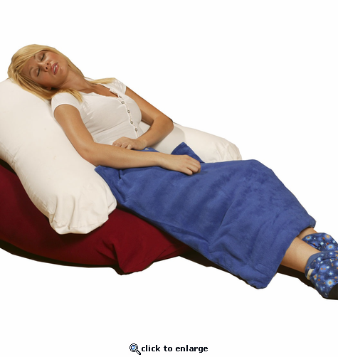 Nature Creation Bed & Body Warmer - Microwavable Blanket
