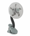 O2 Cool Battery Operated 4 Inch Clip Fan