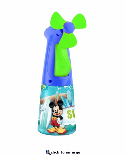 O2 Cool Kids Misting Fan - Disney Mickey Mouse