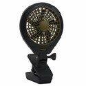 "O2 Cool 5"" Battery Operated Clip-On Fan"