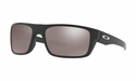 Oakley Drop Point Sunglasses Matte Black w/Prizm Black Polarized