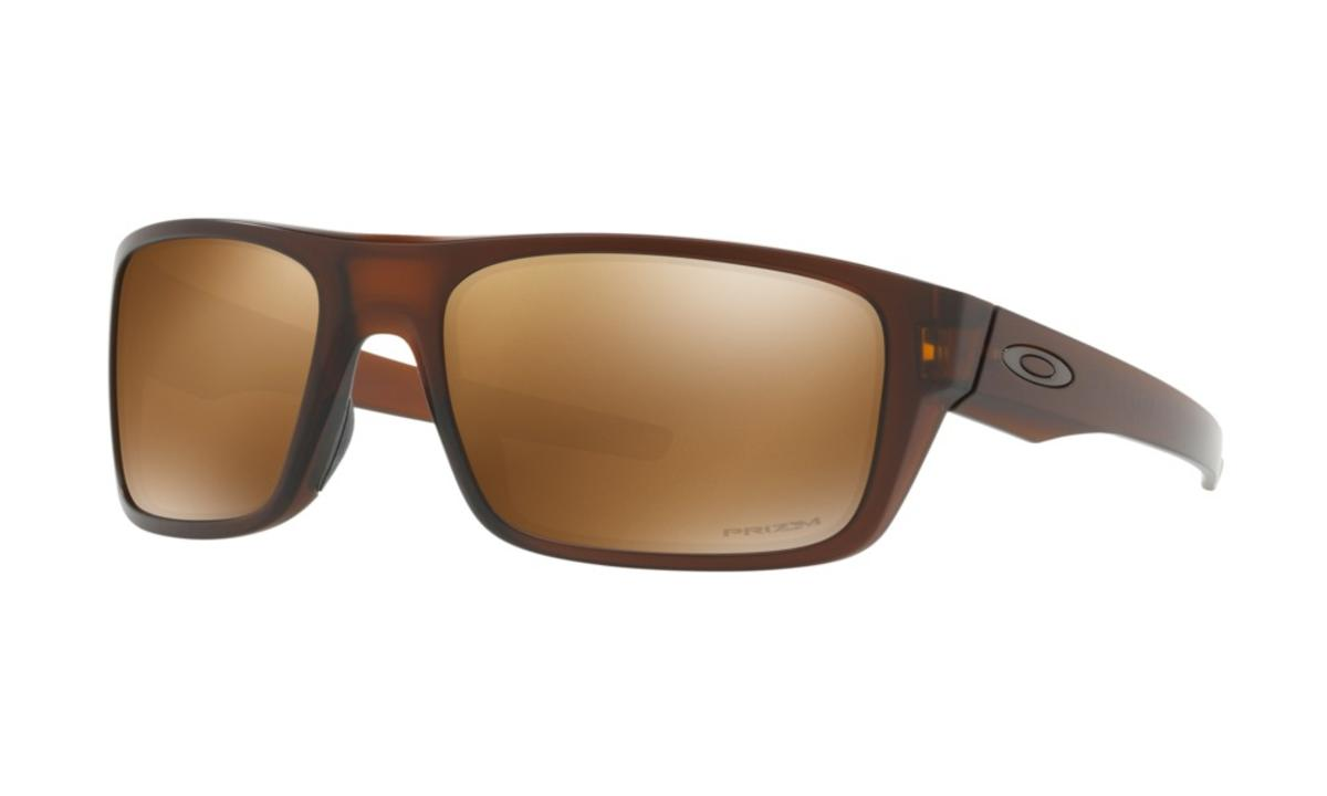 e964d5b0e3 Oakley Drop Point Sunglasses Matte Root Beer w Prizm Tungsten Polarized -  The Warming Store