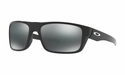 Oakley Drop Point Sunglasses Polished Black w/Black Iridium