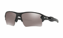 Oakley Flak 2.0 XL Sunglasses Polished Black w/Prizm Black Polarized
