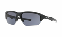 Oakley Flak Beta Sunglasses Matte Black w/Grey