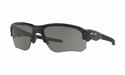Oakley Flak Draft Sunglasses Polished Black w/Grey