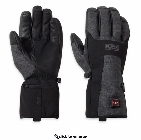 Outdoor Research Oberland ALTIHeat 7V Battery Heated Gloves