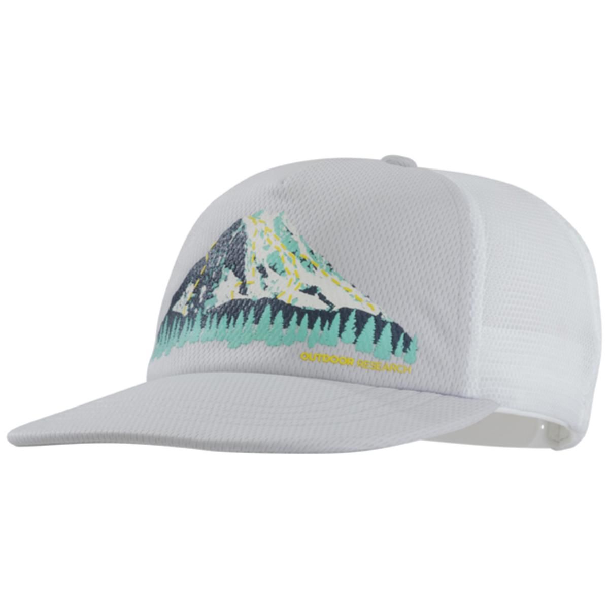 5ea1b2fe Outdoor Research Performance Trucker - Trail Run Cap - The Warming Store