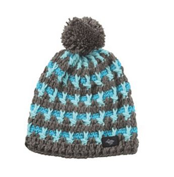 Peter Grimm Baltic Grey Pom Beanie