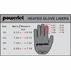 Powerlet RapidFIRe Heated Glove Liner Kit (Discontinued)