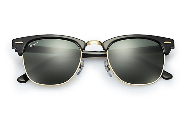 ray ban clubmaster classic green classic g 15