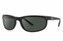 Ray-Ban Predator 2 Sunglasses with Black Frame/Green Classic G-15 Lens