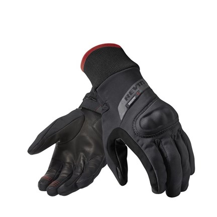 REV'IT Gloves Crater WSP - Black