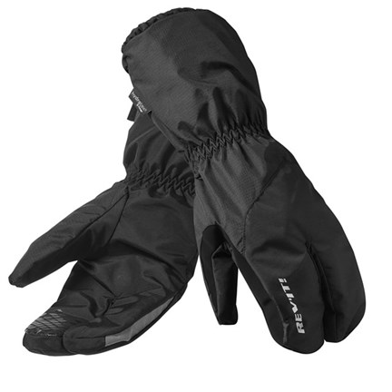 REV'IT Gloves Spokane H2O - Black