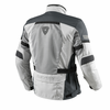 REV'IT Levante Jacket - Silver/Anthracite