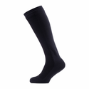 SealSkinz Hiking Mid Knee Socks - Black/Anthracite