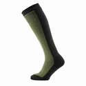 SealSkinz Hiking Mid Knee Socks - Golden Moss/DK Olive