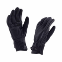 SealSkinz Men's All Weather Cycle Gloves - Black/Black