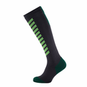 SealSkinz MTB Mid Knee Socks - Anthracite/Lime/Leaf