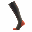 SealSkinz MTB Mid Knee Socks - DK Olive/Mud/Orange