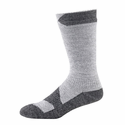 SealSkinz Walking Thin Mid Socks - Grey Marl/Dark Grey Marl