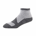 SealSkinz Walking Thin Socklet - Grey Marl/Dark Grey