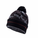 SealSkinz Waterproof Bobble Hat - DK Olive/Ashphalt/Mud/Methyl