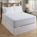 Serta Sherpa Plush Electric Heated Mattress Pad with Programmable Digital Controller - Twin
