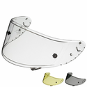 Shoei CWR-F Pinlock Shield with Tear-Off Posts