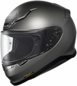 Shoei RF-1200 Motorcycle Helmet - Anthracite Metallic
