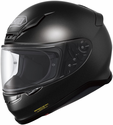 Shoei RF-1200 Motorcycle Helmet - Black Metallic