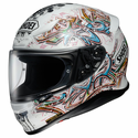Shoei RF-1200 Helmet - Graffiti