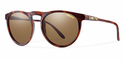 Smith Archive Marvine Sunglasses Matte Tortoise Carbonic Polarized Brown