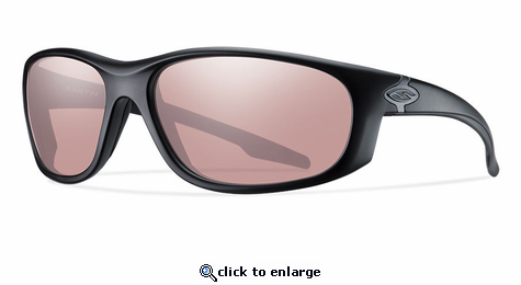 Smith Elite Chamber Elite Sunglasses Black Carbonic Elite Ballistic Ignitor