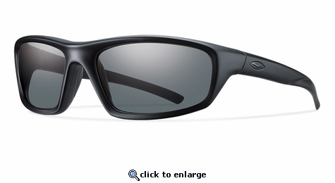 Smith Elite Director Elite Sunglasses Black Carbonic Elite Ballistic Gray