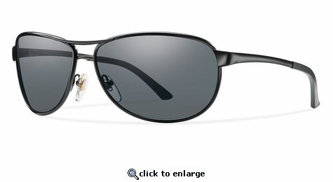 Smith Elite Gray Man Elite Sunglasses Matte Black Carbonic Elite Ballistic Gray