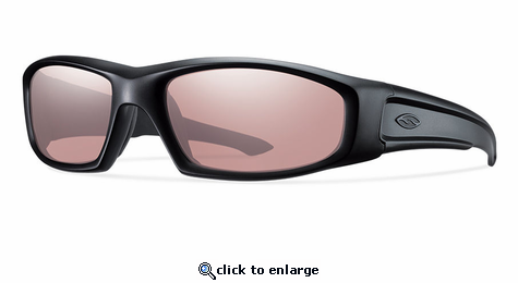 Smith Elite Hudson Elite Sunglasses Black Carbonic Elite Ballistic Ignitor