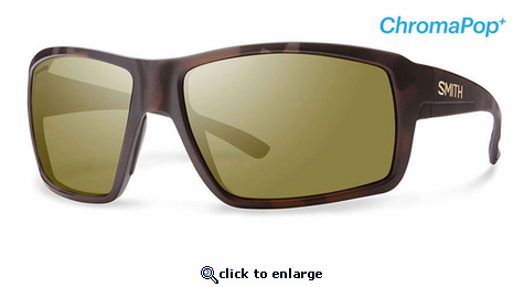 Smith Lifestyle Colson Sunglasses Matte Tortoise Chromapop+ Polarized Bronze Mirror