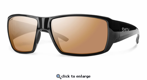 Smith Lifestyle Guides Choice Sunglasses Black Techlite