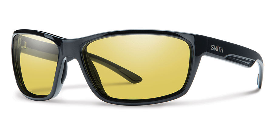 599d673d40b Smith Lifestyle Redmond Sunglasses Black Techlite Glass Polarized Low Light  Ignitor - The Warming Store