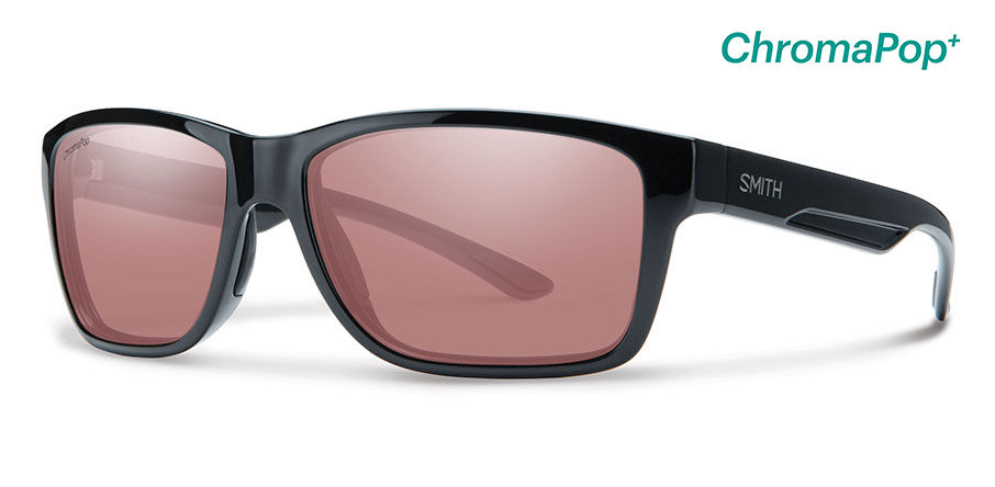 499de5526987 Smith Lifestyle Wolcott Sunglasses Black Chromapop+ Polarized Polarchromic  Ignitor - The Warming Store