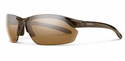 Smith Performance Parallel Max Sunglasses Brown Carbonic Polarized Brown