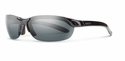 Smith Performance Parallel Sunglasses Black Carbonic Polarized Gray