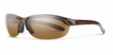 Smith Performance Parallel Sunglasses Brown Carbonic Polarized Brown