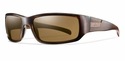 Smith Lifestyle Prospect Sunglasses Brown Stripe Carbonic Polarized Brown (DISCONTINUED)