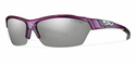 Smith Performance Approach Sunglasses Violet Carbonic Platinum