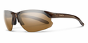 Smith Performance Parallel D Max Sunglasses Brown Carbonic Polarized Brown