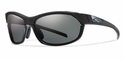 Smith Performance Pivlock Overdrive Sunglasses Black Carbonic Polarized Gray