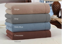 Soft Heat Luxury Micro-Fleece Electric Heated Warming Blanket - Full