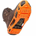 Stabilicers WALK Lite Ice Cleats - Hi-Viz Orange